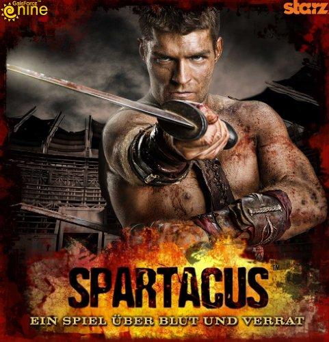 Heidelberger HE458 - Spartacus - Ein Spiel über Blut und Verrat, Strategiespiel