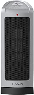 Lasko 5309 Electronic Oscillating Tower Heater, Digital Controls