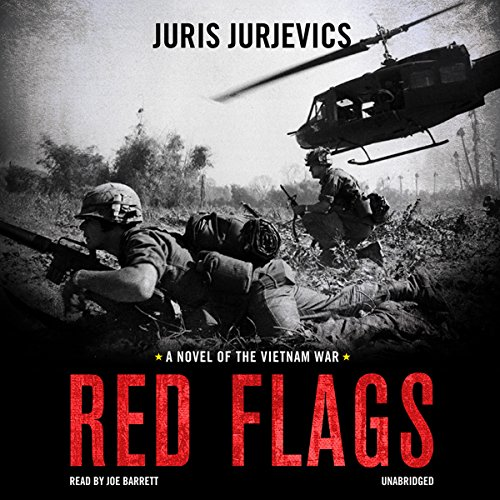Red Flags audiobook cover art
