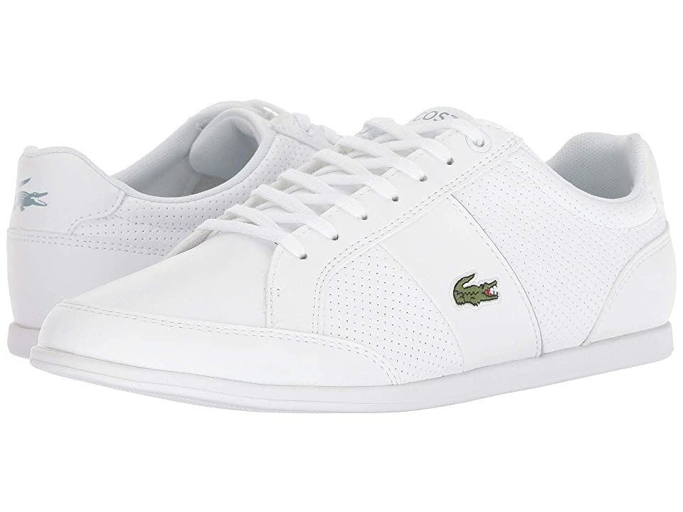 Lacoste Seforra 318 2 P CAW (White/Light Blue) Women