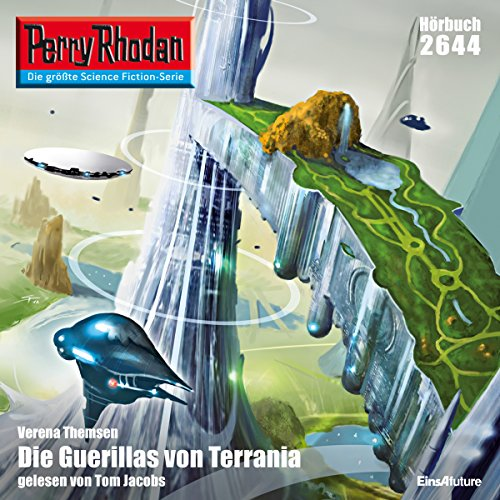 Die Guerillas von Terrania (Perry Rhodan 2644) Titelbild