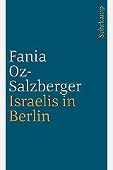 Israelis in Berlin Broché