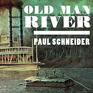 Old Man River audiobook cover art