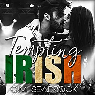 Tempting Irish                   By:                                                                                                                                 C.M. Seabrook                               Narrated by:                                                                                                                                 Kyle Maraglio                      Length: 6 hrs and 2 mins     130 ratings     Overall 4.2