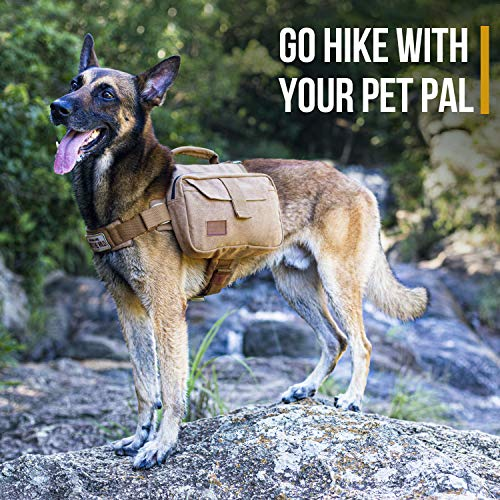 OneTigris Dog Saddle Backpack