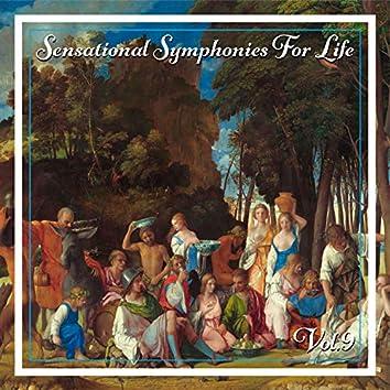 Sensational Symphonies For Life, Vol. 9 - Bach: Flute Concertos