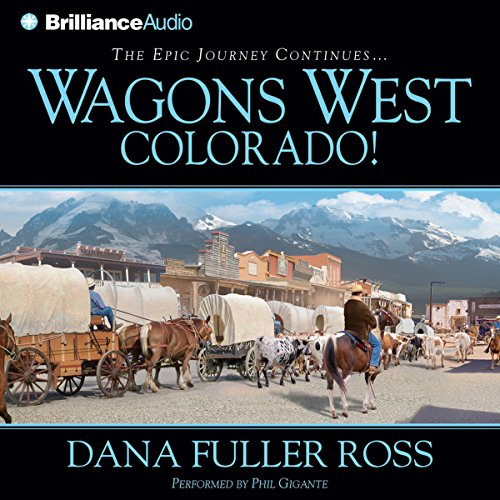 Wagons West Colorado! cover art