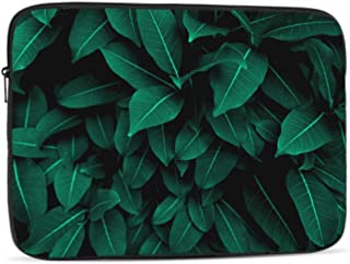 Macbook Pro Screen Protector Creative Tropical Green Leaves Layout A1708 Macbook Pro Case Multi-Color & Size Choices10/12...