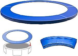 Tiyabdl Veerhoes voor trampoline, veiligheidspeerafdekking bekleding omringingspads, 6ft 8ft 10ft 12ft 13ft 14ft 15ft, UV-...
