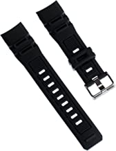 Calypso Reloj de pulsera deportivo de poliuretano negro para relojes Calypso K5656