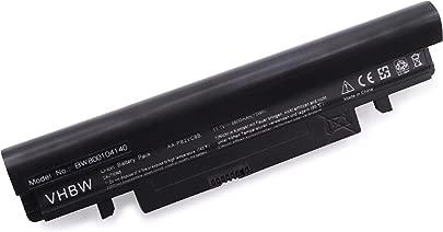 vhbw Akku Ersatz f r Samsung AA-PB2VC6B AA-PB2VC6W AA-PL2VC6B AA-PL2VC6W f r Notebook 6600mAh 11 1V Li-Ion schwarz Schätzpreis : 27,39 €