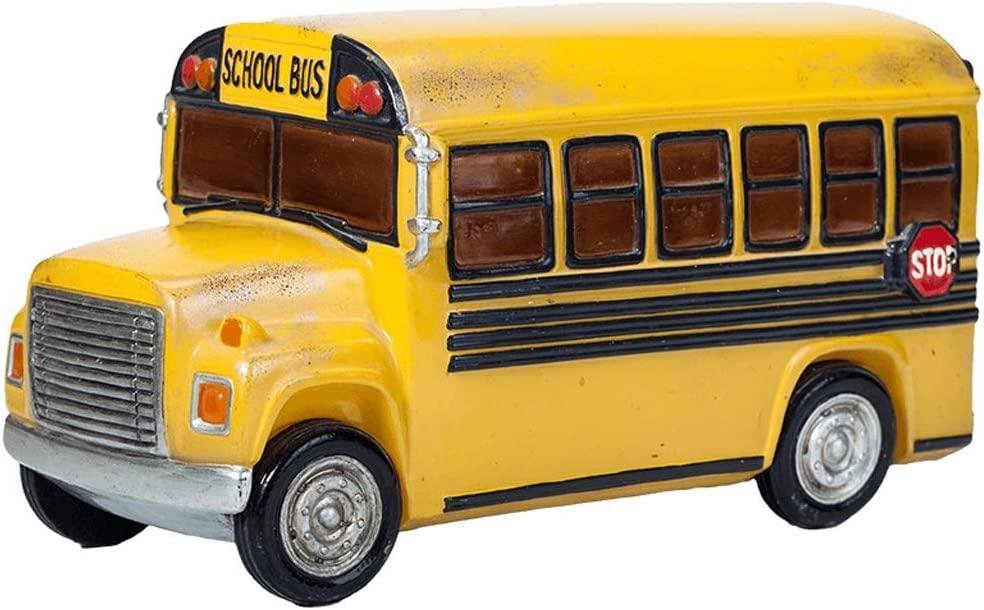 Piggy Bank Money Product Coin Selling rankings Shap Yellow Kids' Bus