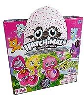 Fantastico set di gioco frótalo fino a che il cuore si riporta rosa e ayúdale a Nacer 3personaggi sono a la vista e 1nascosto in il Interno dell' uovo
