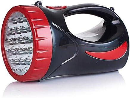 RMXMY Outdoor wiederaufladbare LED tragbare tragbare tragbare leichte Indoor-und Outdoor-Notlicht Blendung Patrol Licht Scheinwerfer Mode Multi-Funktion praktische Taschenlampe B07PJV9VXX     | 2019  05aa6c