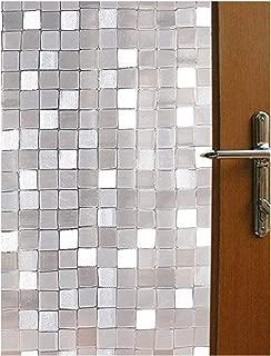 mosaic window cling