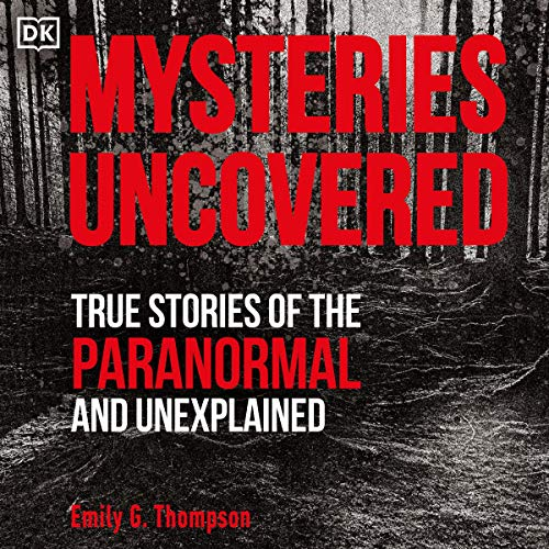 Mysteries Uncovered cover art