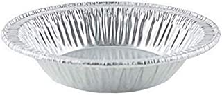 The Baker Celebrations 4 inch Aluminum Foil Tart Pie Pans - Disposable Mini Tins - Made in USA (120)