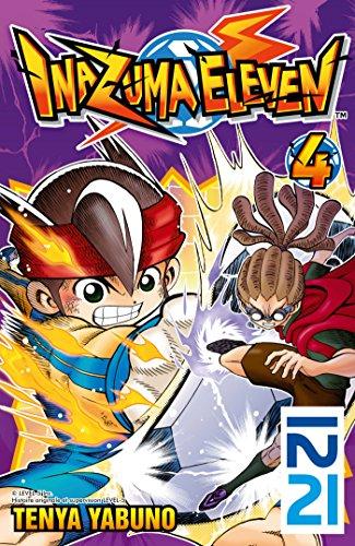 Inazuma Eleven - tome 04