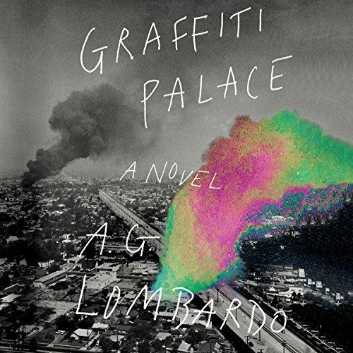 Graffiti Palace audiobook cover art