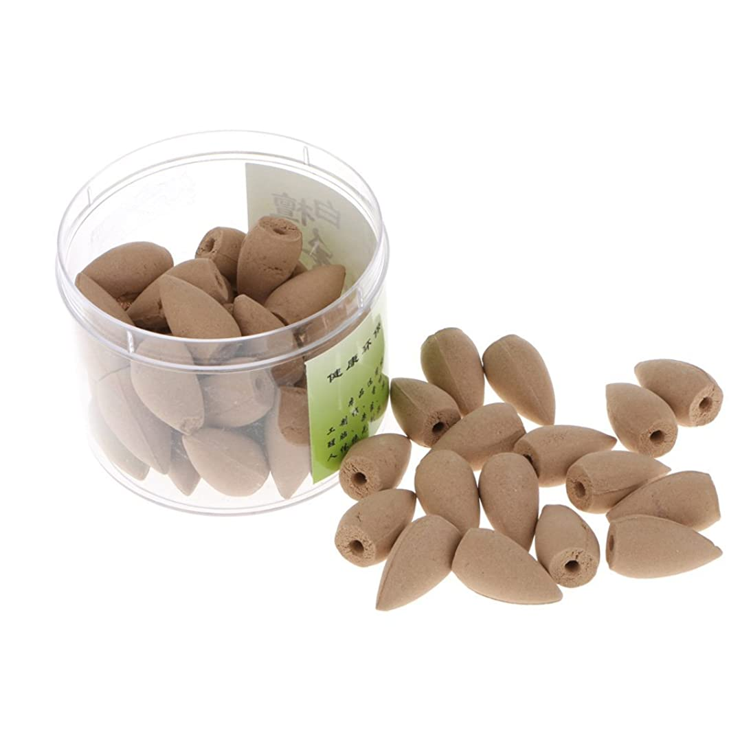 医療の不安誘発するHomyl スモールタワーコーン デザイン 逆流香り 仏教 サンダルウッド 空気 質 改善 多種選べる - #11