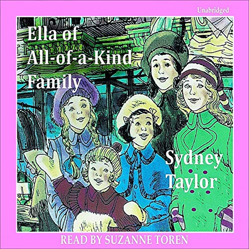 Ella of All-of-a-Kind Family cover art