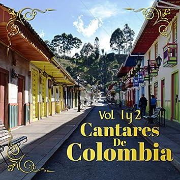 Cantares de Colombia Vol. 1 Y 2