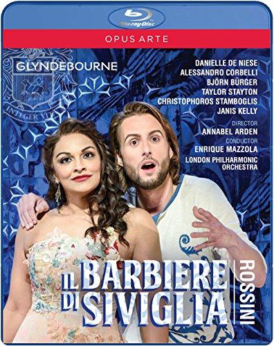 Rossini, G.: Barbiere di Siviglia (Il) [Opera] (Glyndebourne, 2016) (NTSC) [Blu-ray]