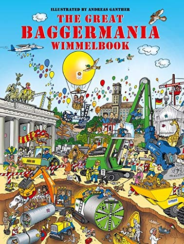 The great Baggermania Wimmelbook