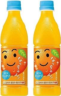 なっちゃん オレンジ 425ml 48本 (2ケース) サントリー