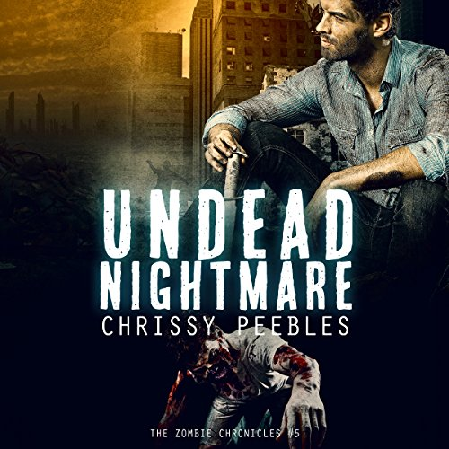 The Zombie Chronicles audiobook cover art
