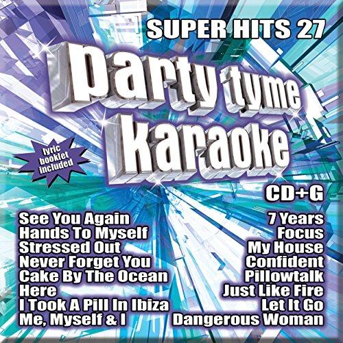 Party Tyme Karaoke - Super Hits 27 [16-song CD+G]