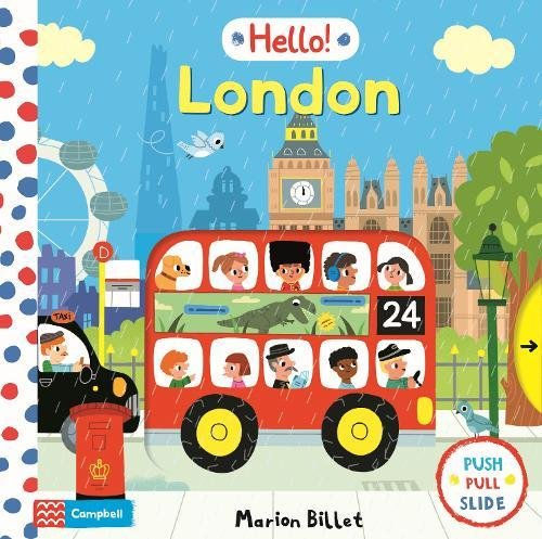 Hello! London (Hello! Books)