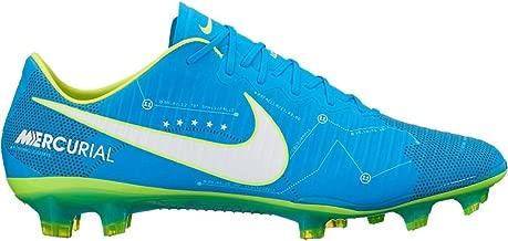 Nike Mens Mercurial Vapor XI NJR FG Soccer Cleat (Sz. 11) Blue Orbit