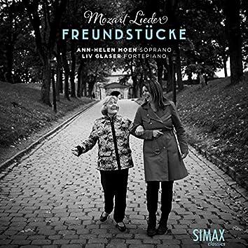 Freundstücke – Mozart Lieder