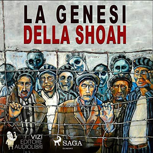 La genesi della Shoah copertina