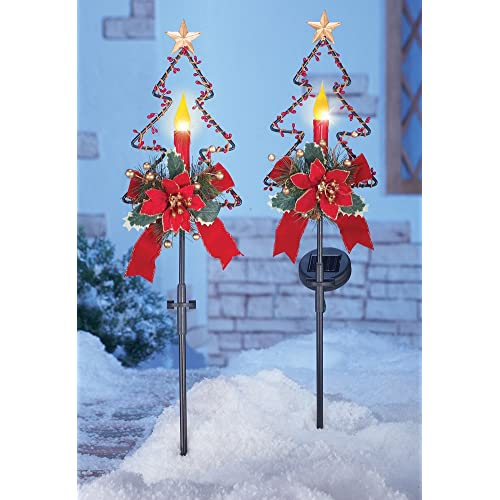 Solar Christmas Decorations.Solar Christmas Decorations Amazon Com
