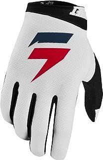 2019 Shift White Label Air Gloves-White-L