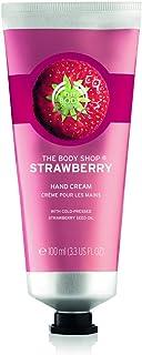The Body Shop Strawberry Hand Cream, 100 ml