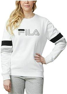 Fila Womens Natalie Pullover Crewneck Sweatshirt