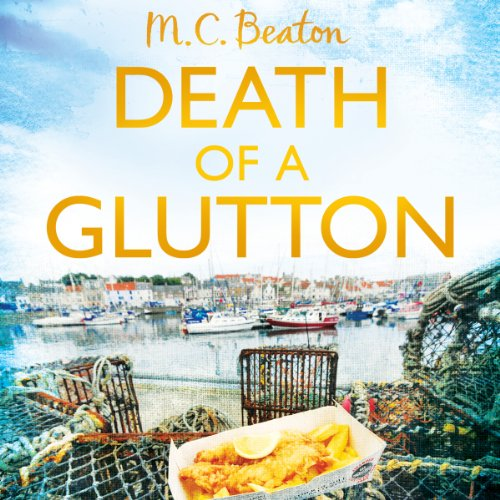 Death of a Glutton cover art
