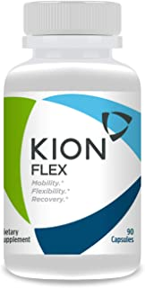 Sponsored Ad - Kion Flex | Reduce Mild, Temporary Joint Discomfort, Soreness, and Swelling | 30 Servings