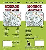 Monroe / Union County, North Carolina Street Map