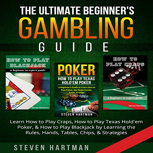 The Ultimate Beginner's Gambling Guide audiobook cover art