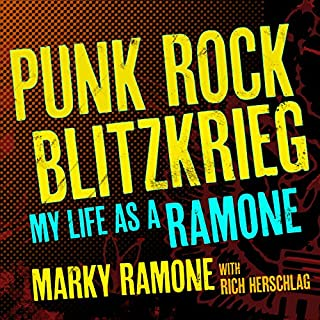 Punk Rock Blitzkrieg cover art