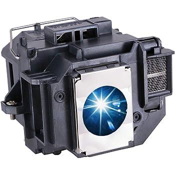 L/ámpara de repuesto para proyector Epson ELP LP54 con carcasa Stanlamp