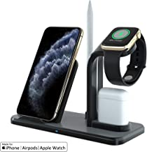 Best apple watch series 3 charger qi Reviews