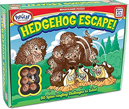 Popular Playthings Hedgehog Escape by Learning Mates