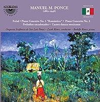 Ponce: Piano Concertos