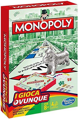 Hasbro Monopoly - Travel (Gioco in Scatola)