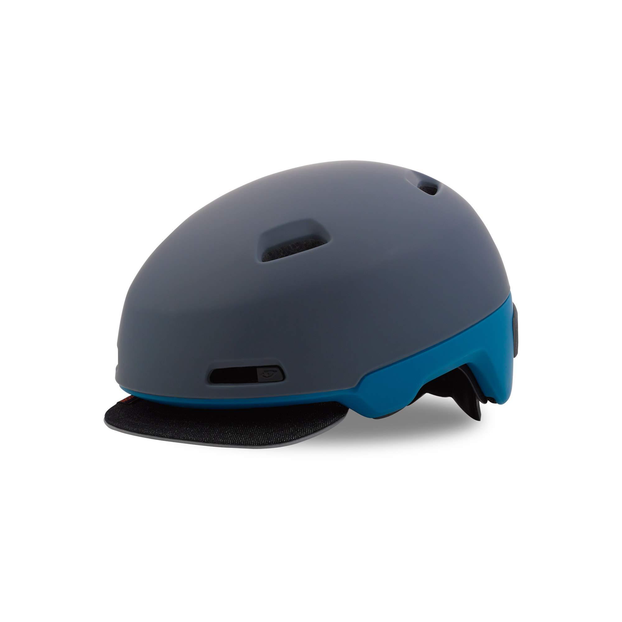 Giro Sutton Fahrradhelm, mat Dark Slate/Blue Teal, S